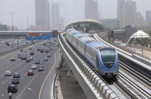 Dubai ulaşım