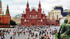 Rusya gezilecek yerler