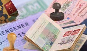 vize dolandırıcılığı