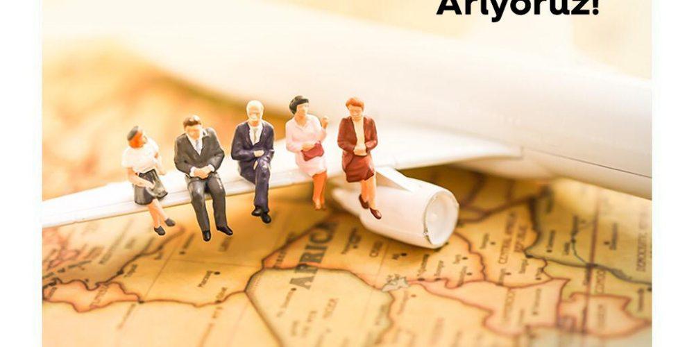 uçak bileti danışmanlarımızı arıyoruz yüzyıl turizm